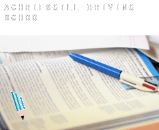 Achriesgill  driving school