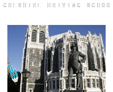 Cheshire  driving school