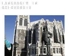 Languages in  Oxfordshire