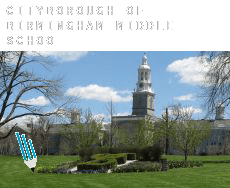 Birmingham (City and Borough)  middle school