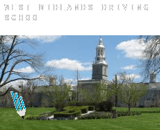 West Midlands  driving school