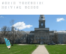North Yorkshire  driving school