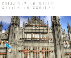 Colleges in  Other cities in Scotland