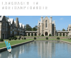 Languages in  Northamptonshire