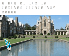 Other cities in England  elementary school