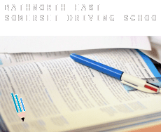 Bath and North East Somerset  driving school