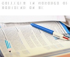 Colleges in  Southend-on-Sea (Borough)