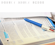 Dorset  adult school