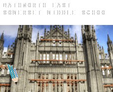 Bath and North East Somerset  middle school