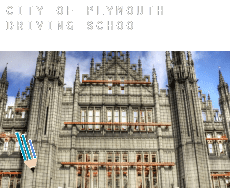 City of Plymouth  driving school