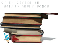 Other cities in England  adult school