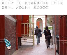 City of Kingston upon Hull  adult school