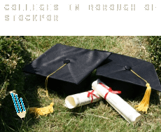 Colleges in  Stockport (Borough)
