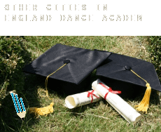 Other cities in England  dance academy