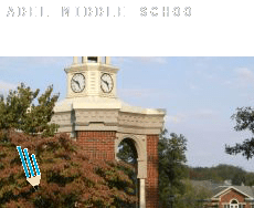 Adel  middle school