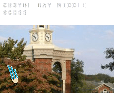 Croyde Bay  middle school