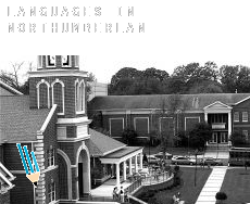 Languages in  Northumberland