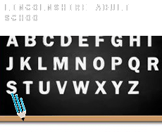 Lincolnshire  adult school