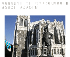 Bournemouth (Borough)  dance academy