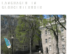 Languages in  Gloucestershire