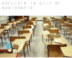 Colleges in  City of Southampton