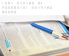 East Riding of Yorkshire  driving school