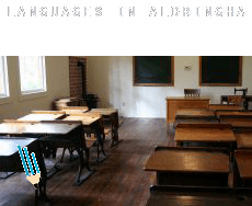 Languages in  Aldringham