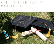 Colleges in  Greater Manchester