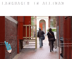 Languages in  Alltmawr