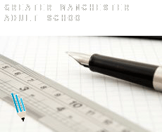 Greater Manchester  adult school