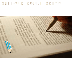 Suffolk  adult school