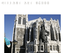 Belfast  art school
