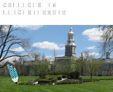 Colleges in  Leicestershire