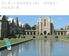 Herefordshire  dance academy