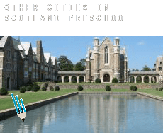 Other cities in Scotland  preschool