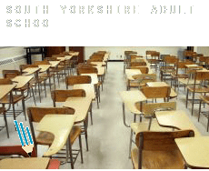South Yorkshire  adult school