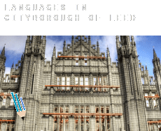 Languages in  Leeds (City and Borough)