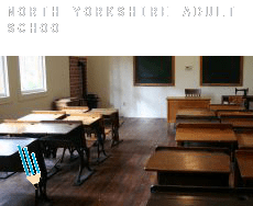 North Yorkshire  adult school