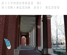 Birmingham (City and Borough)  art school
