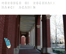 Rochdale (Borough)  dance academy