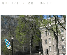 Adforton  art school