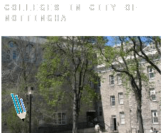 Colleges in  City of Nottingham