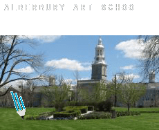 Alberbury  art school