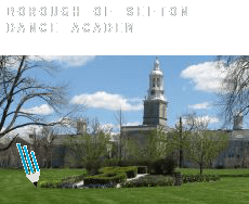 Sefton (Borough)  dance academy