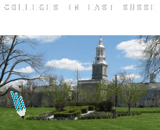 Colleges in  East Sussex