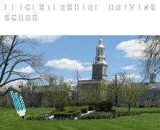 Leicestershire  driving school