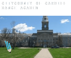City and of Cardiff  dance academy