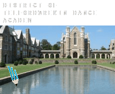 District of Telford and Wrekin  dance academy