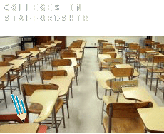 Colleges in  Staffordshire