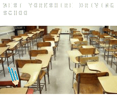 West Yorkshire  driving school